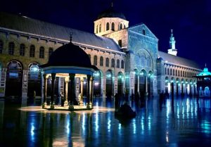 Het verhaal van een moskee - de Umayyad-moskee معرفة حول العالم-  قصة  مسجد - الجامع الأموي
