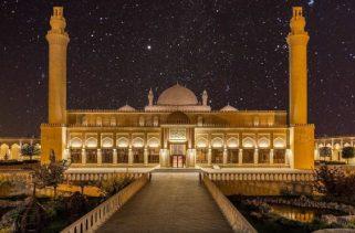 مسجد الجمعة في شماخى
