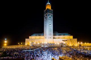 De Hassan II-moskee معرفة حول العال- قصة مسجد - مسجد الحسن الثاني