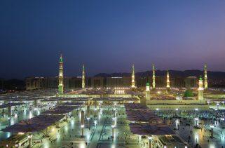 Lees meer over de moskee van de profeet تعرف على المسجد النبوي الشريف