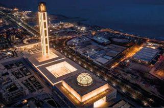 la grande mosquée d'Algérie